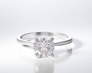 SOLITAIRE RING ENG074